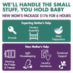 10 Ways We Can Help Expecting and New Moms