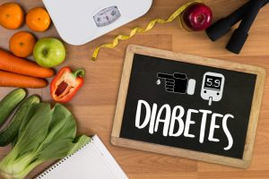 One in 11 Americans suffer from diabetes.