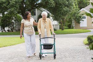 Matanuska-Susitna AK elder in home care