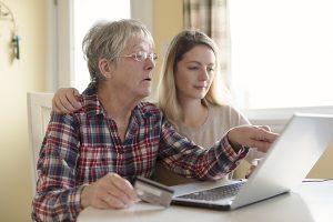 Midnight Sun, Anchorage - Taking Over Elderly Parent's Finances