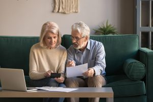 Helping Elderly Parents with Finances